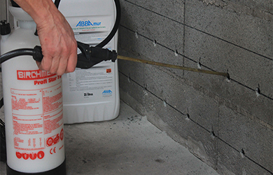 traitement anti-humidite