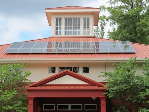 toiture photovoltaique